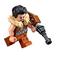 Lego 76057 Ultimate Bridge Battle Kraven The Hunter Minifigure (6)
