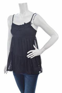 Γυναικείο τοπ H&M Peplum, Camisole Top, Clothes For Women, Tank Tops, Fashion, Outerwear Women, Moda, Halter Tops, Fashion Styles