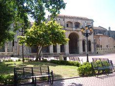 las calles de santo domingo | Calle de Las Damas in Santo Domingo, Dominican Republic