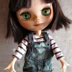 Peto vaquero basaak doll