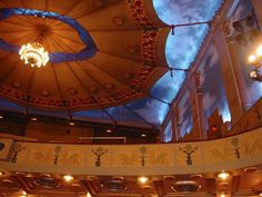 Missouri Theatre in St. Joseph, MO by StJoMo, via Flickr - saw many movies here as a kid - beautiful movie palace!