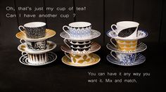 HOUSE OF RYM - Can I have another cup? – Saucer