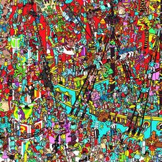 Post with 51 votes and 25264 views. Shared by pretzelo. Where's Wally? Hidden Images, Hidden Pictures, Hidden Pics, Where's Waldo Pictures, Picture Story For Kids, Ou Est Charlie, Wheres Wally, Picture Writing Prompts, Right Brain