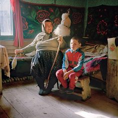 Rena Effendi went looking for a fairy-tale village in Transylvania. She found it among the haystacks of Maramures.