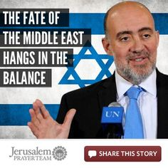 """The Fate of the Middle East Hangs in the Balance    """"The fate of the Middle East hangs in the balance. The time to act is now."""" Those were the closing words of one of the most eloquent and profound speeches of the 21st century."""