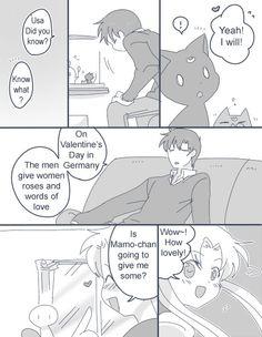 Sailor Scribbles: Valentine's Rose 02