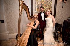 Incredible Gatsby themed wedding at Mizner Country Club @theelegantharp @michellelawson @jmorganflowers #bride #groom #wedding #gatsby #thegreatgatsby #bocawedding