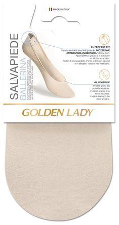 Salvamedias de algodón, higiénicas y transpirables, muy escotadas. Invisibles con bailarinas o zapatos escotados. Con silicona en el talón para mejorar la sujeción.