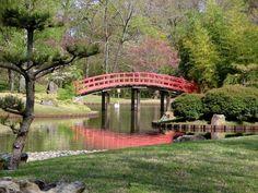 Japanese Garden, Memphis Botanic Garden