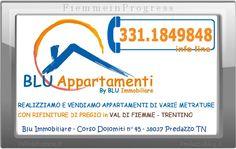 Blu Appartamenti - Fiemme in Progress