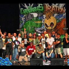Miss these bozo boys.  @iration @theexpendables @ciscoadler #iration