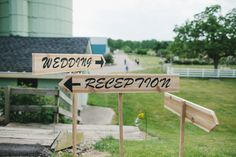Wooden wedding signs. Barn wedding. Michigan Barn Wedding. MSU Tollgate Farms. Toasted Oak Grill & Market Catering. Claire Pettibone Lace Dress. Michigan farm wedding. Baronette Novi. Outdoor wedding Michigan. Detroit wedding photographers.