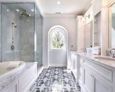 Bathroom Long Narrow Room Design, Pictures, Remodel, Decor and Ideas - page 6