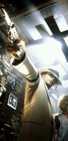 "Michael Jackson in his short film ""Smooth Criminal"". Loved the short film Michael Jackson Bad, Michael Jackson Smooth Criminal, Paris Jackson, The Jackson Five, Jackson Family, Mike Jackson, Lisa Marie Presley, Familia Jackson, Invincible Michael Jackson"