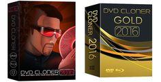 DVD-CLONER Platinum+Gold 2016