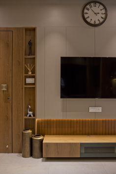 Living Room Partition Design, Study Room Design, Living Room Tv Unit Designs, Tv Wall Design, Home Room Design, Lcd Unit Design, Tv Unit Interior Design, Interior Design Living Room, Lcd Units