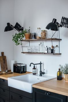 our food stories // ikea kitchen in the countryside