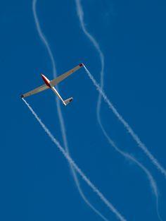 Bob Carlton's Super Salto sailplane