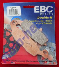Kawasaki EBC FA231HH Rear Brake Pads VN1500 VN1600 1500 1600 Mean Streak