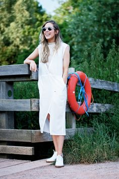 White Shoes On Deck - Lellavictoria | Creators of Desire - Fashion trends and style inspiration by leading fashion bloggers