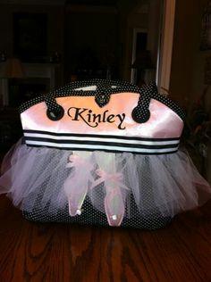 Cute dance bag!!