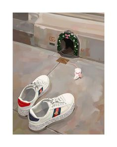f1b844af3 Beautifying everyday places, including a welcoming Gucci mouse house, part  of the #GucciGift
