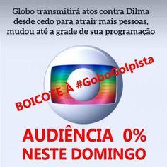 (427) Tweets sobre o marcador #GloboGolpista no Twitter
