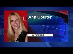 "Ann Coulter, Best Selling Author-Ann Coulter, author joins Steve to discuss her new book, ""Never Trust a Liberal Over Three - Especially a Republican.""   NewsmaxTV"