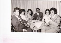 famous Greek singers S. Kazantzidis and M. Aggelopoulos together ORIGINAL  PHOTO