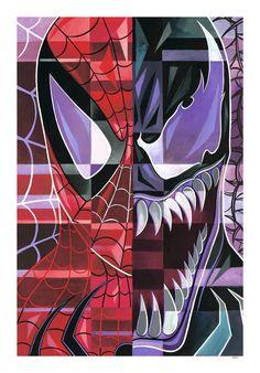 Superhero Art and Marvel Comic Art Gallery   Spiderman Art and ...
