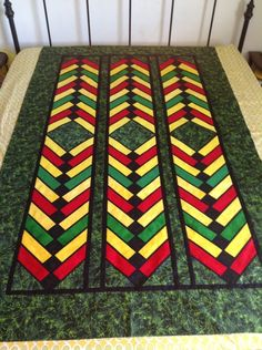 FRENCH BRAID QUILT PATTERN -        PC