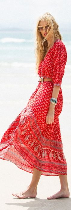 Gypsiana Maxi Dress