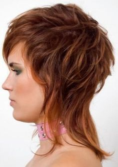 fall shag hairstyles