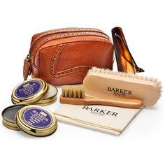 Barker Shoe Care Kit - Pediwear Accessories