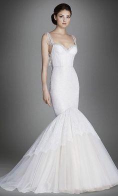 Wedding dress idea  Featured Dress  Lazaro Abiti Da Sposa Da Sogno 4b2941617ea