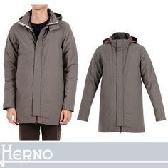 HERNO ダウンジャケット HERNO トラディショナルをモダンにアップデート ダウンコート