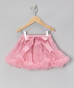 Take a look at this Dusty Rose Pettiskirt - Infant, Toddler & Girls by Tutus by Tutu AND Lulu on #zulily today!