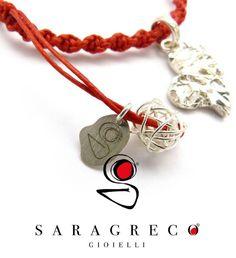 #saragrecogioielli cura ogni dettaglio ;)    A #SanValentino regala #Cuore #SGG ♡♥♡ #red #love #strong #forte #roccia #amore #truelove   www.saragrecogioielli.com