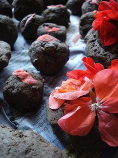 Flower bombs