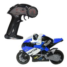 51.16$  Buy here - http://ali8tl.shopchina.info/go.php?t=32806085396 - New Stunt off road rc car 1/16 Scale 2.4G Remote Radio Control Motorcycle with Inertia Wheel Device and Realistic Shock Absorber  #buyininternet