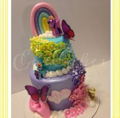 K My Little Pony Cake, Cakes, Powerful Quotes, Mudpie, Cake, Pastries, Pies, Layer Cakes, Snack Cakes