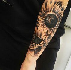 59 Most Beautiful Arm Tattoo For Women Ideas - Tattoos Ideas - # For . - 59 most beautiful arm tattoo for women ideas – tattoos ideas – - Sunflower Tattoo Sleeve, Sunflower Tattoo Shoulder, Sunflower Tattoos, Butterfly Tattoos, Simple Arm Tattoos, Small Tattoos, Cool Tattoos, Piercing Tattoo, Piercings