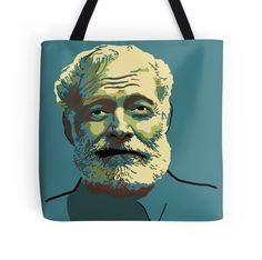 Ernest Hemingway by savantdesigns