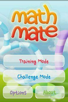 Math Mate - #app #matematicas #android