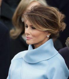 Las claves del 'beauty look' de Melania Trump para un día histórico