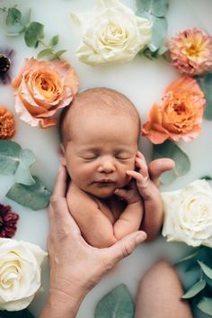 Raise Great Kids With These Proven Tips. If you take some time to learn parenting skills, you will have a lot of fun. Foto Newborn, Newborn Baby Photos, Newborn Shoot, Newborn Pictures, Baby Girl Newborn, Baby Girl Photos, Milk Bath Photography, Newborn Photography Poses, Newborn Baby Photography