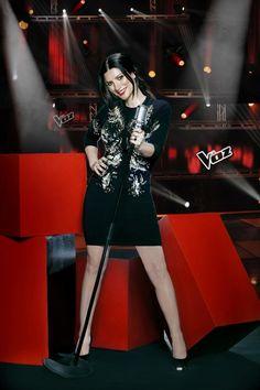 Laura Pausini: boom di ascolti per la prima puntata de La Voz España | Report Campania