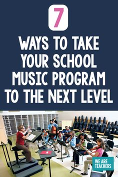 School Music Program Improvements to Make This Year