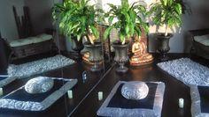 Beautiful meditation room in Vintage Park...Houston, TX.  Kahanu Yoga & Meditation Spa