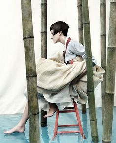 Full Moon Story for Vogue Korea by Kyung Soo Kim Agonistica | Cult of Photography
